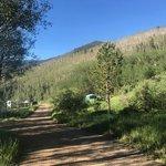 Purgatoire campground
