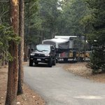 Reverends ridge campground