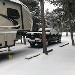 Reverends ridge campground