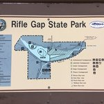 Rifle gap state park