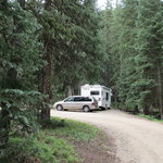 Robbers roost campground
