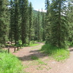 Sig creek campground