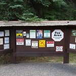 Soap creek campground