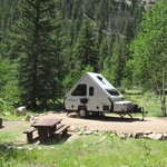 Spring creek campground gunnison nf
