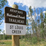 St louis creek campground