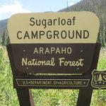 Sugarloaf campground arapaho nf
