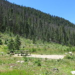 Sugarloaf campground arapaho nf