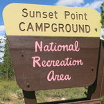 Sunset point campground anra
