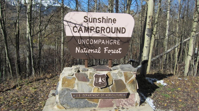 Sunshine campground
