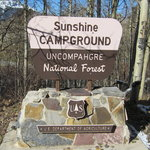 Sunshine campground