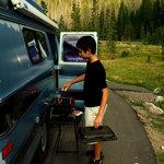 Timber creek campground rmnp