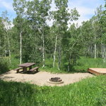 Transfer campground