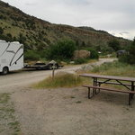 Wolcott campground