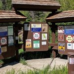 Bear canyon campground uinta wasatch cache nf