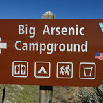 Big arsenic springs campground