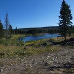 Middle canjilon lake campground