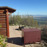 Capilla peak campground