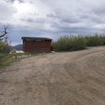 Capilla peak campground