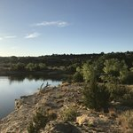 Clayton lake state park new mexico