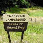 Clear creek campground santa fe nf