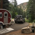 Columbine campground carson nf