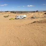 Dunes ohv area