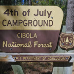 Fourth of july campground