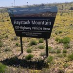 Haystack mountain ohv area