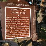 Heron lake state park
