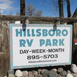 Hillsboro city rv park