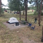 James canyon campground