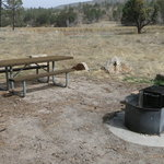 James canyon campground