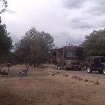 Mesa campground gila nf