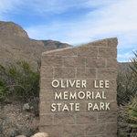 Oliver lee memorial state park