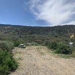 Pilar campground orilla verde recreation area