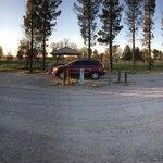Percha dam state park