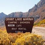 Grant lake marina
