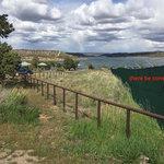 Pine campground navajo lake sp