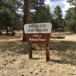 Red cloud new mexico