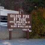 Golden pine rv park