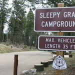 Sleepy grass campground