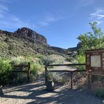 Taos junction campground orilla verde recreation area