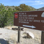 Three rivers campground