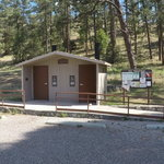 Upper end campground