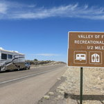 Valley of fires recreation area