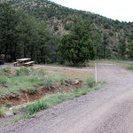 Water canyon campground