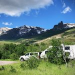 Angel creek campground