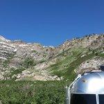 Angel lake campground