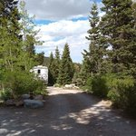 Baker creek campground great basin