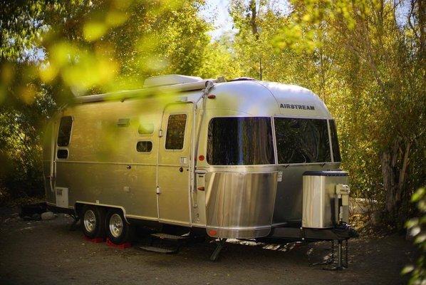 Mcgee creek rv park campground